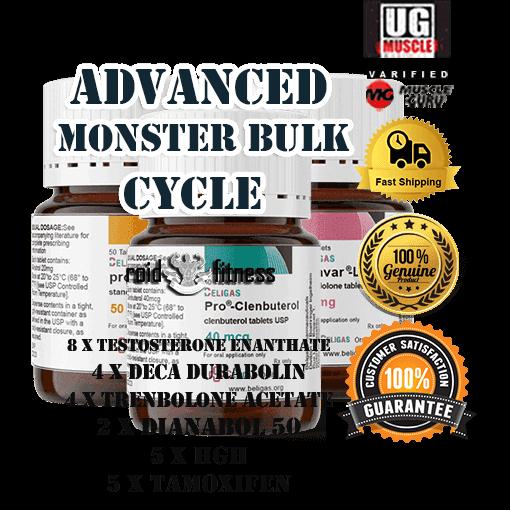 ADVANCED MONSTER BULK CYCLE