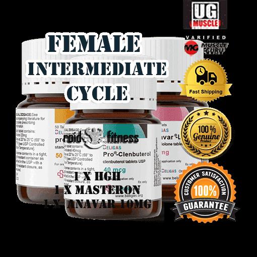 Female Intermediate cycle